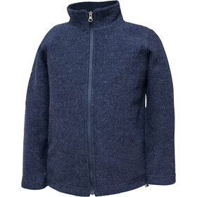Ivanhoe of Sweden Rulle Full Zip Jacket Kids light navy